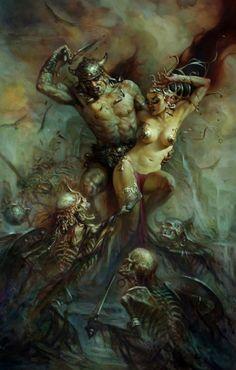 Conan by Patrick Jones