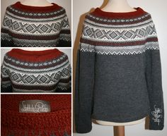 Nordic Sweater, Knit Crochet, Turtle Neck, Pullover, Crocheting, Knitting Machine, Sweaters, Vests, Clothes
