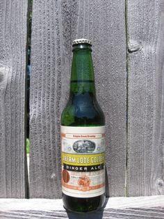 Cripple Creek Ginger Ale from Homer Soda