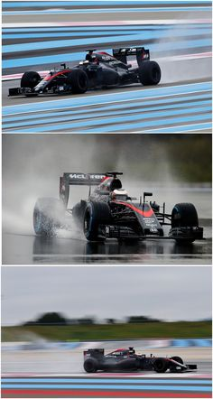 Rising tides and rooster tails. Check out our gallery of top shots from Pirelli's wet weather test on the Circuit Paul Ricard with McLaren-Honda's reserve driver, Stoffel Vandoorne, behind the wheel.