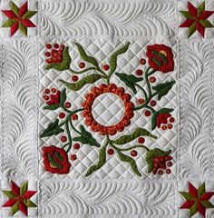 This month I have a lot to share (again...). I have been working hard on finishing some quilts, and I was honored to be a judge and featur...