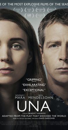 Directed by Benedict Andrews. With Rooney Mara, Ben Mendelsohn, Riz Ahmed, Tobias Menzies. When a young woman unexpectedly arrives at an older man's workplace, looking for answers, the secrets of the past threaten to unravel his new life. Their confrontation will uncover buried memories and unspeakable desires. It will shake them both to the core.