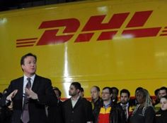 David Cameron, prime minister, British visited parcel delivery firm DHL Express office to know more about the international dealings. He met employees and discussed about DHL international is helping ...