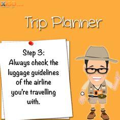 iXiGO Trip Planner Step 3.