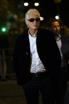 Jimmy Page, Aug. 30, 2013 in Thailand