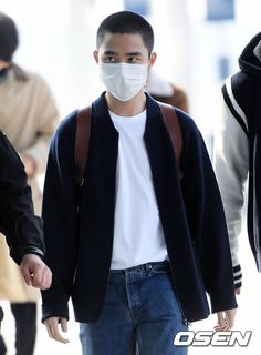 180222 #D.O #KyungSoo #Exo at Incheon Airport