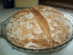 Irish brown bread (original recipe from Malachi McCormick's Irish Country Cooking book)