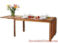 Folding Table For Small Kitchen 2014