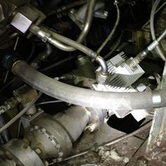 Identified and replaced Gas Turbine Fuel Pump Hose with exact same OEM hose at a Power plant.