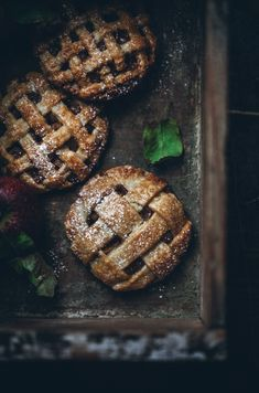 Apple Hand Pies - Call Me Cupcake