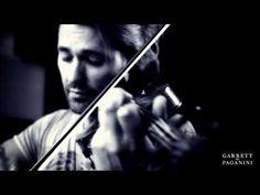 David Garrett - Caprice No. 24 - YouTube