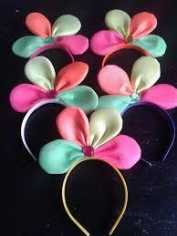 Resultado de imagen para cotillon para casamiento Hair Bows, Hair Clips, Diy Crafts, Birthday, Ballet, Selfie, Accessories, Carnival, Wigs