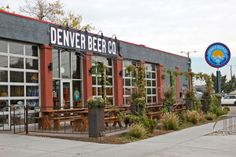 Denver Beer Company is located at 1695 Platte St.