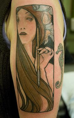 Another Mucha...