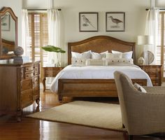 Windward King Bedroom Group by Hooker Furniture