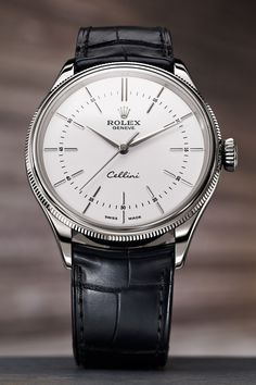 Rolex Cellini Time Watch For 2016 With 'Clean Dial' Hands-On Hands-On