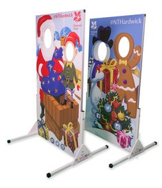 http://www.photocutouts.co.uk/buy-christmas-themed-photo-prop-boards.htm #Santa #Elves #Snowman #Gingerbread #Christmas #Festive #Yuletide #Eventprofs #eventmarketing #Branding