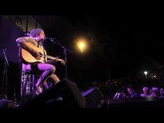 Josh Garrels performs at the Eddy