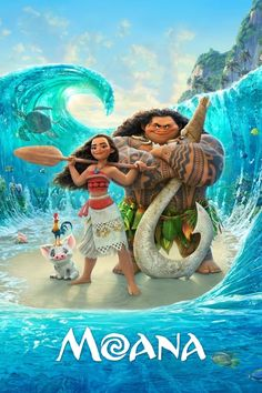 """The brand new trailer for Walt Disney Animation Studios' MOANA is finally here! The film, starring Auli'i Cravalho (voice of """"Moana"""") and Dwayne Johnson (voice of """"Maui""""), opens in theatres in this Thanksgiving! Streaming Movies, Hd Movies, Movies Online, Watch Movies, Streaming Vf, 2016 Movies, Movies Free, Watch Netflix, Netflix Movies"""