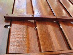 Diy Wooden Shutters Blinds With Moveable Slats For