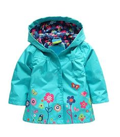 Regatta Girls Cutie Pie Fleece Jacket-Jem Size 18-24
