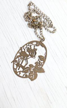 Bambi Pendant