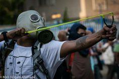 2da semana de protesta en la capital!! Ccs - Venezuela