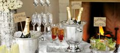 Champagne New Year Recipes
