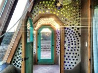 Earthship Homes Design Ideas 6 (Earthship Homes Design Ideas design ideas and photos Earthship Design, Earthship Biotecture, Maison Earthship, Earthship Home, Natural Building, Green Building, Building A House, Architecture Durable, Sustainable Architecture