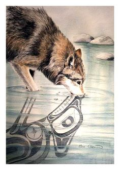 Sue Coleman - Wolf