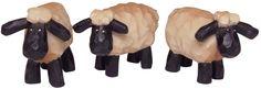 Mini Resin Sheep - 3/Set - KP Creek Gifts