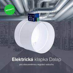 Novinka❗️Elektrická klapka Dalap SK1 pro snadné dálkové zavírání přívodu nebo otevírání odvodu vzduchu v těžko dostupném ventilačním systému (např. haly, dílny či sklady s vysokým stropem).  Na rozdíl od gravitační zpětné klapky nepouští tato klapka vzduch pouze jedním směrem a navíc ji lze bez problému instalovat i do vertikálně vedoucího potrubí.   #VENTILATORYcz #dalap #sk1 #zpetnaklapka #ventilatory #vzduchotechnika #potrubi #ventilace #vetrani #odvetravani #hala #dilna #sklad #digestor Nova