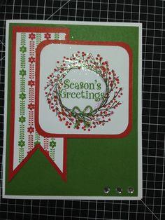 CTMH Christmas Card