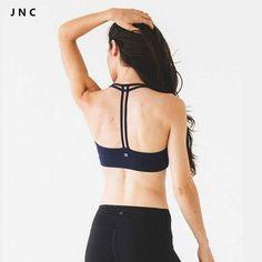 Women's New Yoga Tops fitness apparel Cute Women cross back bras in black Quick Drying sexy girl running Bra Tank Top Vest gear #men, #hats, #watches, #belts, #fashion, #style