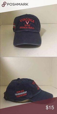 University of Virginia Hat UVA Basketball Hat University of Virginia Nike Accessories Hats
