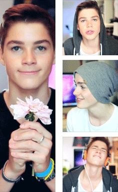 The many faces of Jack Harries (gif)