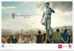 "Divina Toscana ""Appearance"" -  The 7 sins Ad Campaign promoted by the Tuscany Government #creative #advertising"