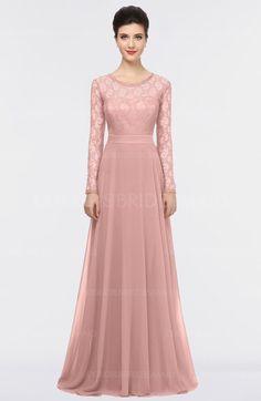 2a9e0ef00 ColsBM Shelly - Silver Pink Bridesmaid Dresses
