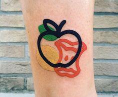 Tattoo par Mattia Mambo
