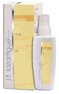 Huile Solaire Protectrice - Solaire de J. F. Lazartigue : Fiche complète et 1 avis consommateur pour bien choisir vos produits Solaires Cheveux