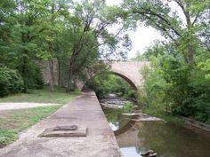 Stone Arch Bridge  Quincy, Illinois