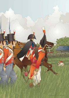 British Regiments and the Men Who Led Them 1793-1815