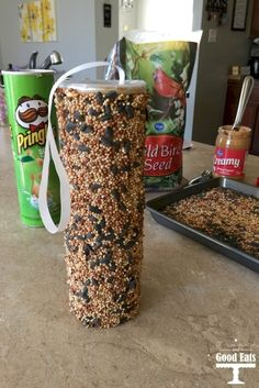 12 Ways To Upcycle Pringles Cans!
