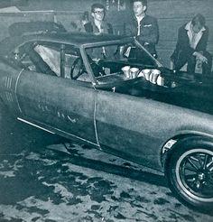 Banshee Firebird Funny Car