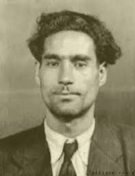 Célestino Alfonso (1/5/1916 Ituero de Azaba, Spain – 21/2/1944 Fort Mont-Valérien, France) was a volunteer in the French liberation army FTP-MOI, & part of a resistance operation. He was, by profession, a carpenter. Alfonso arrived in France at the beginning of the 1930s. In May 1942, Alfonso joined the French resistance, was arrested & deported to Germany. Alfonso was arrested October 1943, & was shot at  fort Mont-Valérien on 21 February 1944. He had a wife and a small child