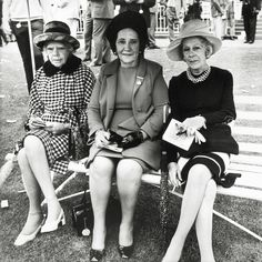 "federer7: ""  Untitled (three ladies dressed for afternoon outing), c.1972 Photo by David Goldblatt """