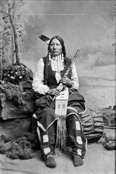 BIG MANE , circa 1872
