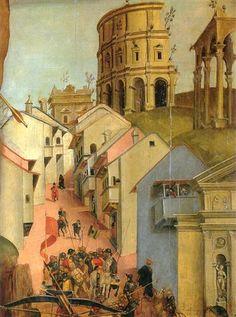 The Martyrdom of St. Sebastian - Luca Signorelli