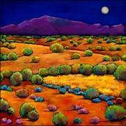 ... Harris Fine Art   Contemporary Southwest Landscape Giclee Art Prints