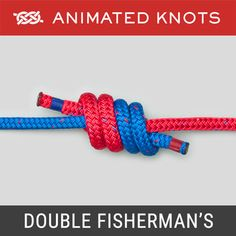 The Square Knot (Reef Knot) is usually learned when we tie our shoelaces. Admittedly it is usually a bow that we tie - but the underlying knot is a Square Knot. Animated Knots By Grog, Prusik Knot, Lanyard Knot, Scout Knots, Sailing Knots, Bowline Knot, Clinch Knot, Reef Knot, Life Hacks